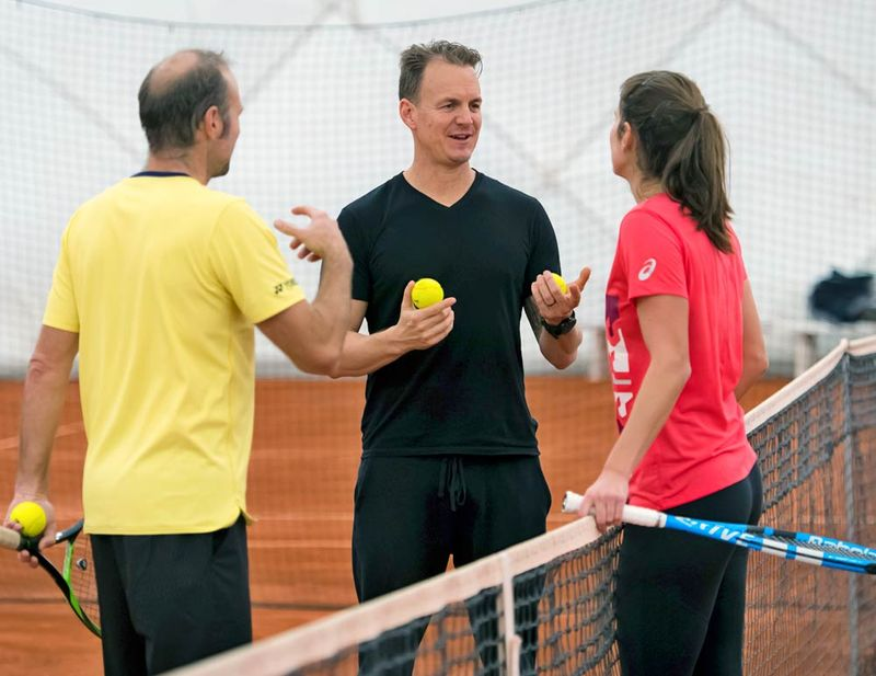 Team Jule | On-Court Training